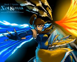 The Legend of Korra Book 2 Spirits by SolKorra by SolKorra
