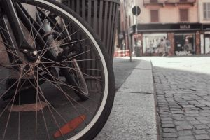 Bike (Milan, Italy) by Shaudnly