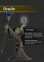 Oracle by l0stinth0ught