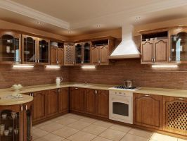 Royal Oak Kitchen by zodevdesign