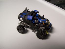 Space Marine Dune Buggy 1 by ragnarbh
