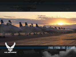 USAF by WillehG24
