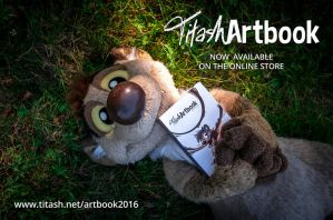Titash Artbook is Available Worldwide by TitashMeerkat