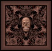 Consumed By FEAR (  Skull Project V2 ) by 12CArt