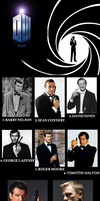 Is James Bond a Timelord?! by PenadoxBlackmoon