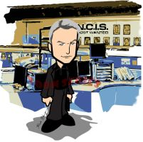 Agent Gibbs - NCIS by toonseries