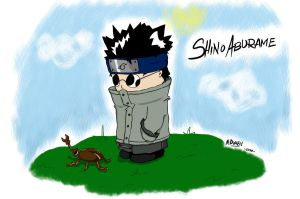 Chibi Shino - color by Djuricic