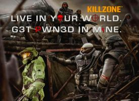 Killzone vs Halo 2 by jano233