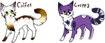 .:Kitty Adoptables 28:. .:OPEN:. by Ravelin-Crescent