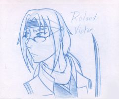Roland Victor by SycrosD4