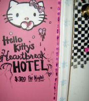 HELLO KITTY by misstiffanymarie