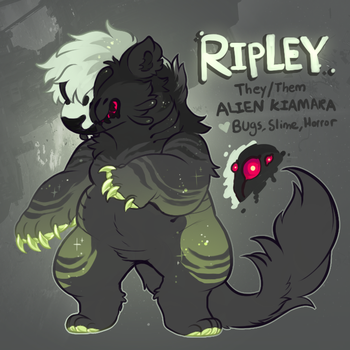 RIPLEY reference by Skelefrog