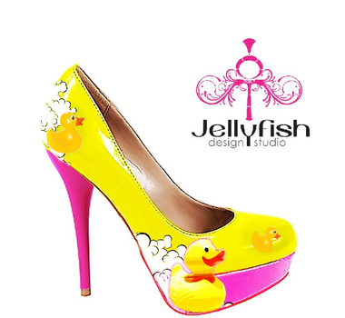 Ducky Shoes by cjames
