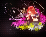 Taeyeon Wallpaper by SeoulHeart