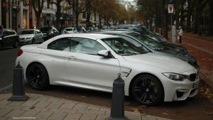 BMW M4 Cabrio by ShadowPhotography