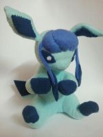 Cleaning Glaceon
