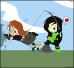 KP - Shego's new move by Tenshichan1013