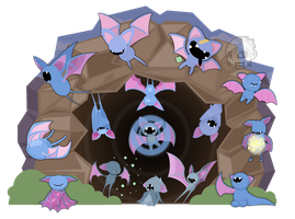 Well How Zubat That - group. by SteveKdA