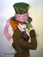 the Mad Hatter by twisted-wind