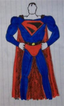 KC Superman by justspace