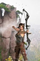 Tomb Raider - Deadly Aim by Posereality4