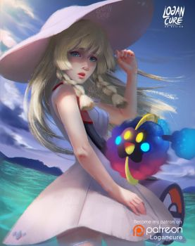 Lillie by logancure