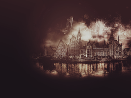 Dark City Wallpaper by mrsCritic