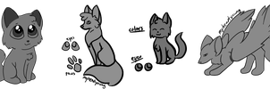 Adoptables Template Pack by myheartyoung