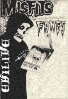The Misfits LIVE Poster by zombis-cannibal