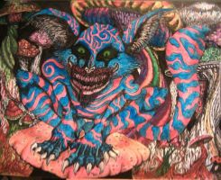 Cheshire Cat by pboetcher