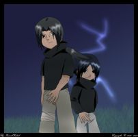 ++Itachi and Sasuke++ by ZainabKulaib