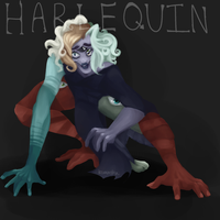 Harlequin by TheZodiacLord by Insoarastha