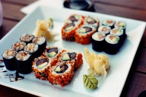 sushi by tracylopez