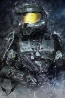 Master Chief 2 by SFDesign21