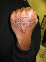 diamOnd outline by MrEmO