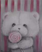 teddy bear II by paulee1