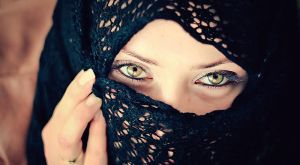lovely eyes by Burder