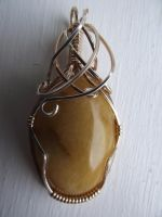 Wrapped Pendant-5 by Lion-Lynks