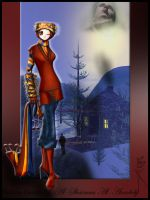New for winter2007 by alshaimaa