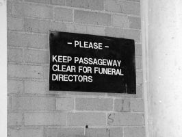 Keep Clear by ArtisnotanAccident