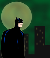 The Batman by Oracle01