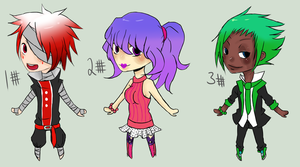 + ADOPTABLES : one left + by sonxfanchara