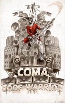 Coma, Doof Warrior by TmoeGee