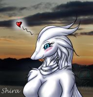 Shira: When she smiles by Snowfyre