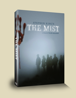 The Mist: DVD Re-Design by Jorge1087