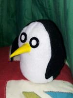Gunther plush by CannibalCupcakes