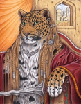 The King by Qzurr