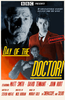 Day of the Doctor by Mara999