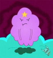 Lumpy Space Princess by nachomoo