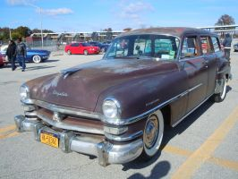 1953 Chrysler Town And Country III by Brooklyn47